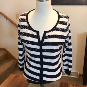 The Limited 3/4 cardigan
